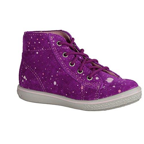 RICOSTA Maedchen Schnuerschuhe, Halbschuhe, violet, 460881-59 Violet