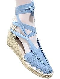 fdaf0dc5b2802 Amazon.es  Espardeñas - Zapatos para mujer   Zapatos  Zapatos y ...