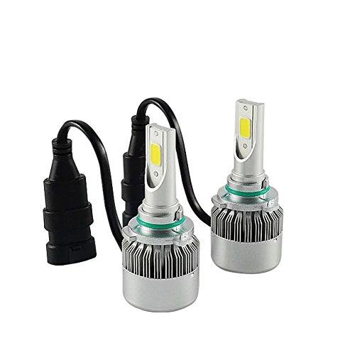 Preisvergleich Produktbild JINYJIA 110W LED COB Auto Scheinwerfer Kit 9200LM 6000K Weiße Lampen Birnen, 9006 HB4
