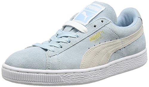 Puma Suede Classic Wn's Damen Sneakers Blau (cool blue-white 34)