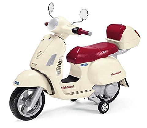 Peg Perego Piaggio Licensed Vespa Italian 12v Kids Electric Scooter