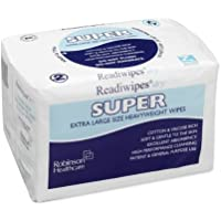 Readiwipes Super Dry Wipes Extra Large 40cm x 30cm 100's