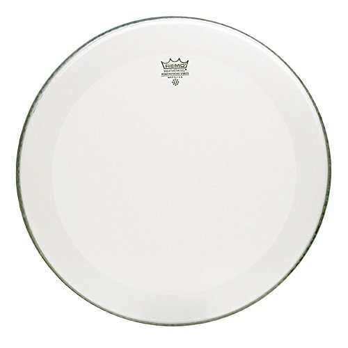 REMO POWERSTROKE 3 SMOOTH WHITE P3 1220 C1 · PARCHES PARA BOMBOS