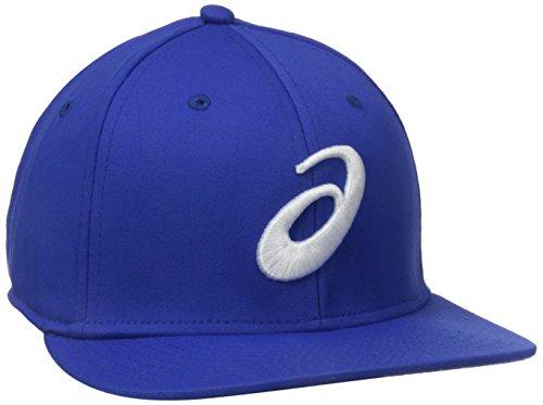 Asics Golf Sideline Hat, Unisex-Erwachsene, königsblau, Large/X-Large - Spandex Hat