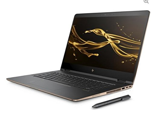 HP Spectre 15-Bl150na x360 15.6