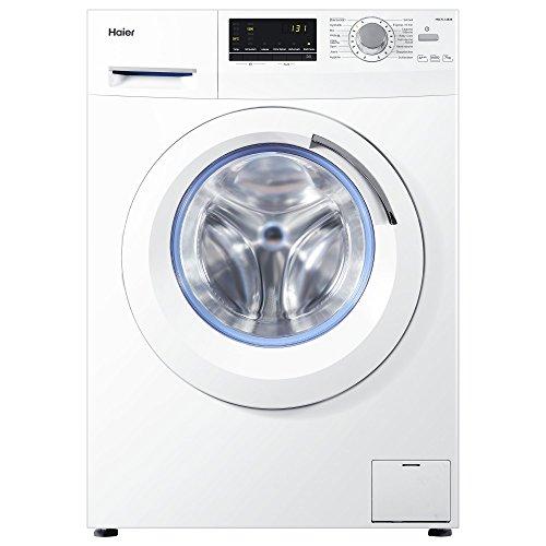 Haier HW70-14636 Waschmaschine FL/A+++ / 170 kWh/Jahr / 1400 UpM / 7 kg/Aqua Protect...
