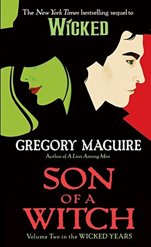 Son of a Witch (Wicked Years (Paperback))