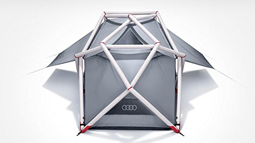 Preisvergleich Produktbild Campingzelt Original Audi Autozelt Fa. Heimplanet 8U0069613 Lifestyle Zelt (inkl. Schleuse Q3)