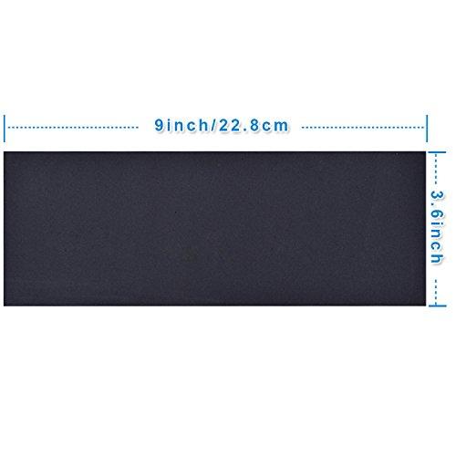120 bis 3000 Grit Sandpapier für Automobil Schleifen, Holz Möbel Finishing, 32 Stück - 3