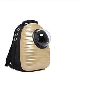 41i8ccllnHL. SS300  - DESESHENME Pokemon Cat Dog Space Capsule Pet Cat Dog Mochila Ventana para Kitty Puppy Pequeño Cat Dog Carrier Transporte…
