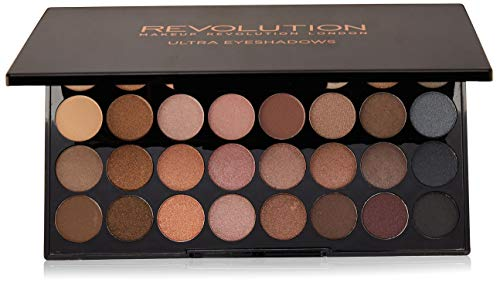 Makeup Revolution Ultra Eyeshadow Palette Beyond Flawless...
