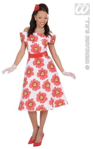 * KOSTÜM - 50er JAHRE - Größe 38/40 (M) (Elvis-kostüme Für Frauen)