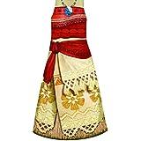 Vaiana, Disfraz Vaiana Classic, L (7 a 8 años)