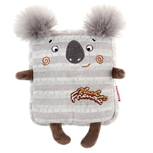 GiGwi 6417 Hundespielzeug Plush Friendz Koala aus Plüsch, mit Quietscher