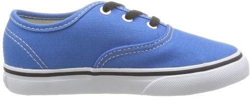 Vans T Authentic, Baskets mode mixte enfant Bleu (French Blue/Tru)