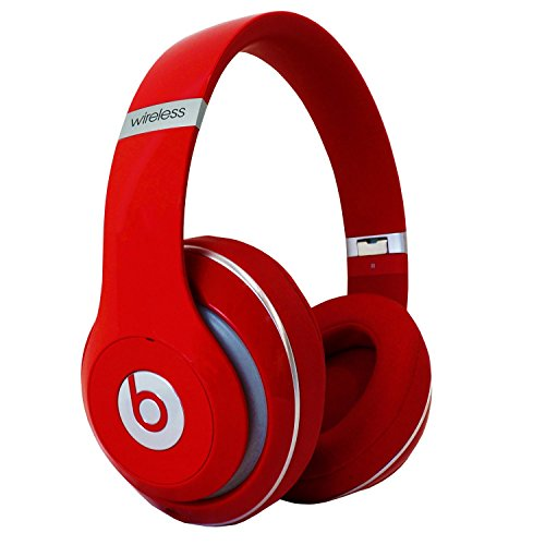 Beats Studio 2 Wireless Over-ear Headphones – Red