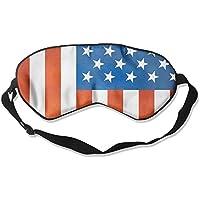 Schlaf Augen Masken American Flag Pattern Schlafmaske für Reisen, Night Noon Nap, Vermittlung oder Yoga preisvergleich bei billige-tabletten.eu