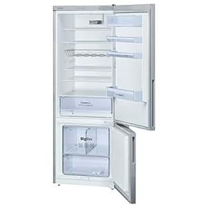 Refrigerateur 2 portes a++ 505l net inox BOSCH