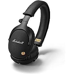 Marshall Monitor Bluetooth Casque Audio sans fil - Noir
