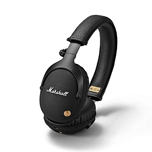 Marshall – monitor cuffie bluetooth – nero
