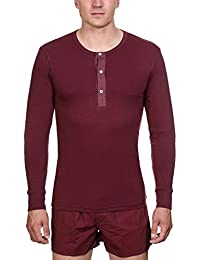 Bruno Banani Button Longshirt - Haut De Pyjama - Homme