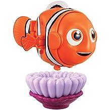 Buscando a Dory - Hatch'n Heroes, figura Nemo, color naranja (Bandai 36632)