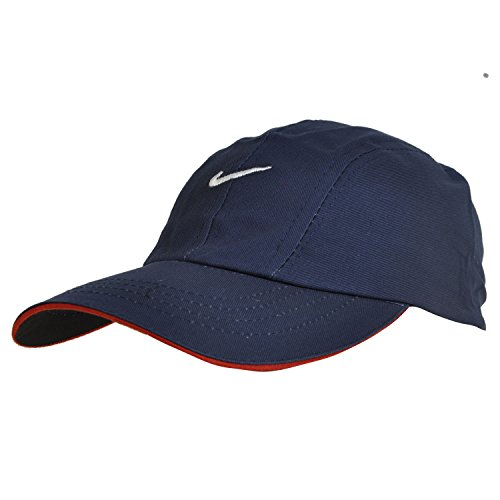 Kaarq New Navy Blue Denim Nike Sports Cap for Men  available at amazon for Rs.249