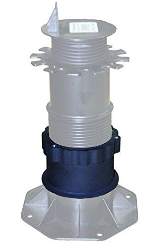karle & rubner 6955 Adaptateur pour roulement terrasse Hauteur (mm) : 80