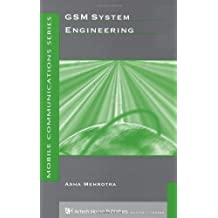 GSM System Engineering (Artech House Mobile Communications Series)