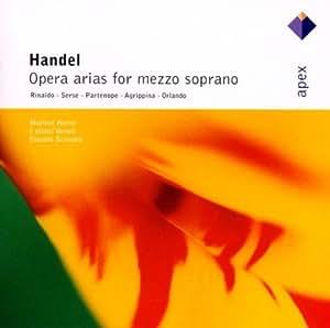 Handel: Opera Arias For Mezzo Soprano