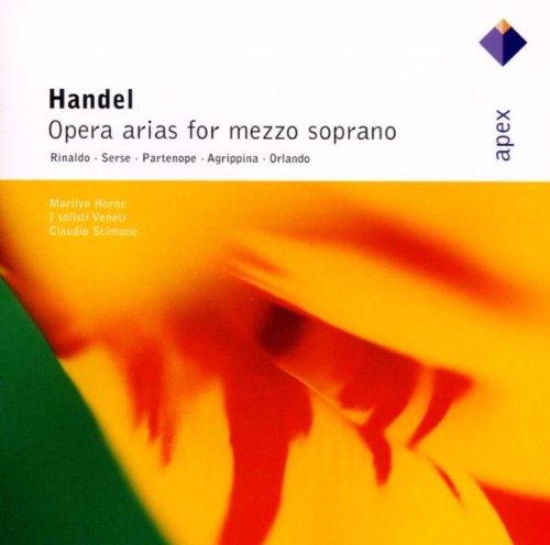 Airs D'Opéras Pour Mezzo Soprano (Opera Arias For Mezzo Soprano)