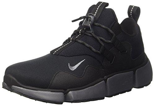 new styles ed6fc 29876 Nike Pocketknife DM, Chaussures de Gymnastique Homme, Noir (Blackdark  Greyblackanthracite), 40