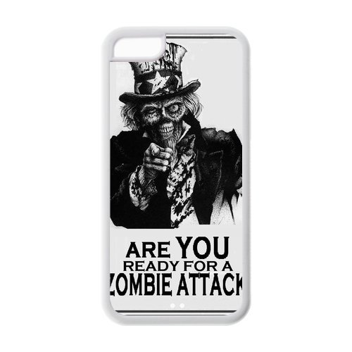 Design The Walking Dead Best Durable Case Cover Fits and Protects Apple iPhone 5 C