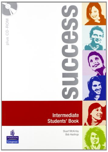 Success. Intermediate. Student's book-Workbook. Per le Scuole superiori. Con CD Audio. Con CD-ROM