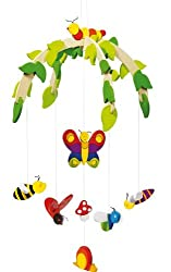 Goki 52966 - Mobile Insekten II