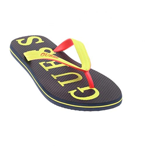 Guess Chanclas Lima/Negro EU 45/46 XL