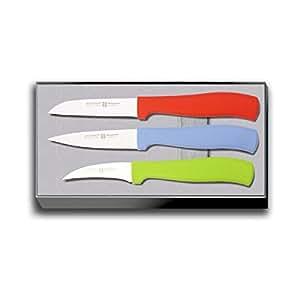 Wusthof TR9352-6c Silverpoint Coffret 3 Couteaux 26 x 11 x 2 cm