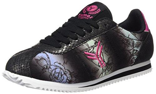 YUMAS Reychel, Chaussures femme Noir