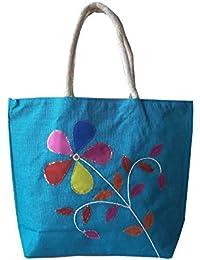 Style And Culture Jute Bag /shoulder Bag / Messenger Bag / Shopping Bag /Tote Bag /Handbag