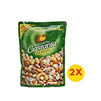 Castania Super Extra Nuts 300 grams Resealable Bag  Pack of 2 pieces