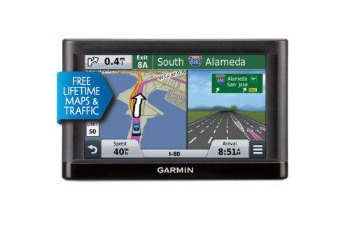 Garmin nüvi 56 GPS Navigators Système avec Turn-by-burn vocales détaillées, cartes préchargées et limitation de vitesse écrans