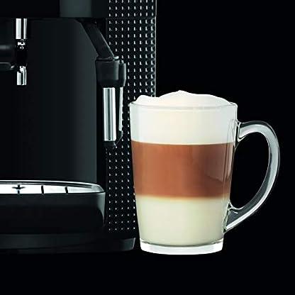 Krups-Roma-EA81M8-Kaffeevollautomat-17-l-3-Temperaturstufen-3-Mahlwerkstexturen-Schwarz