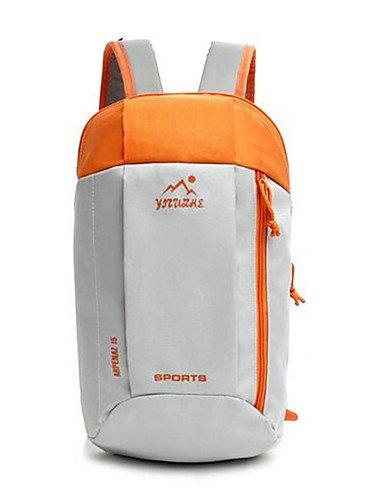HWB/ 15 L Rucksack Camping & Wandern / Legere Sport / Reisen / Radsport Draußen / Legere SportWasserdicht / Staubdicht / Skifest / tragbar / Orange