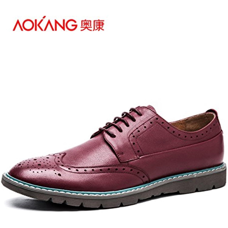 Aemember sculpté Génération de lumière d'affaires des chaussures d'hommes d'affaires lumière Chaussures Chaussures occasionnels ,... - B0798NP3CQ - bbf672