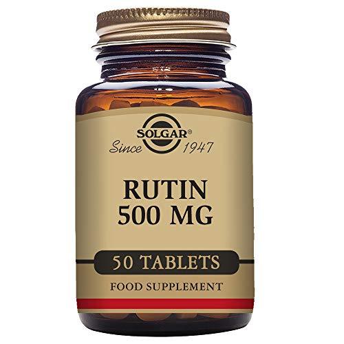 Solgar Rutina Antioxidante - 50 Tabletas