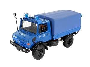 Revell - 7401 - Maquette Classique à Peindre et à Coller - Unimog U1300L THW