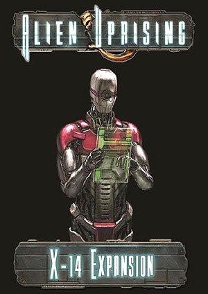 Mr. B Games mbg01003-Alien Uprising X de 14Expansion