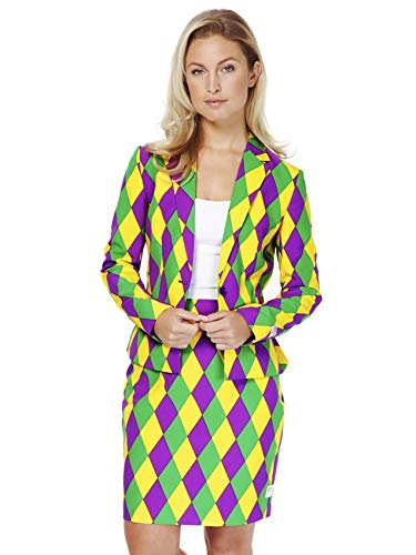 Costume Miss Arlecchino donna Opposuits L