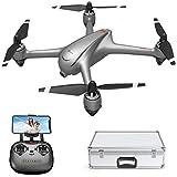 Potensic Drone GPS D80 Kit 5G WiFi FPV avec Moteur sans balais Version améliorée 2K...