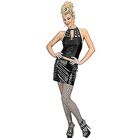 Costume rocking girl des années 80's taille : m